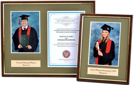 Fotografia portretowa absolwentów